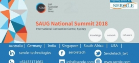 SAP SAUG National Summit Event 2018