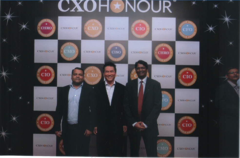 The CXOHONOUR Awards Event 2016 In Singapore